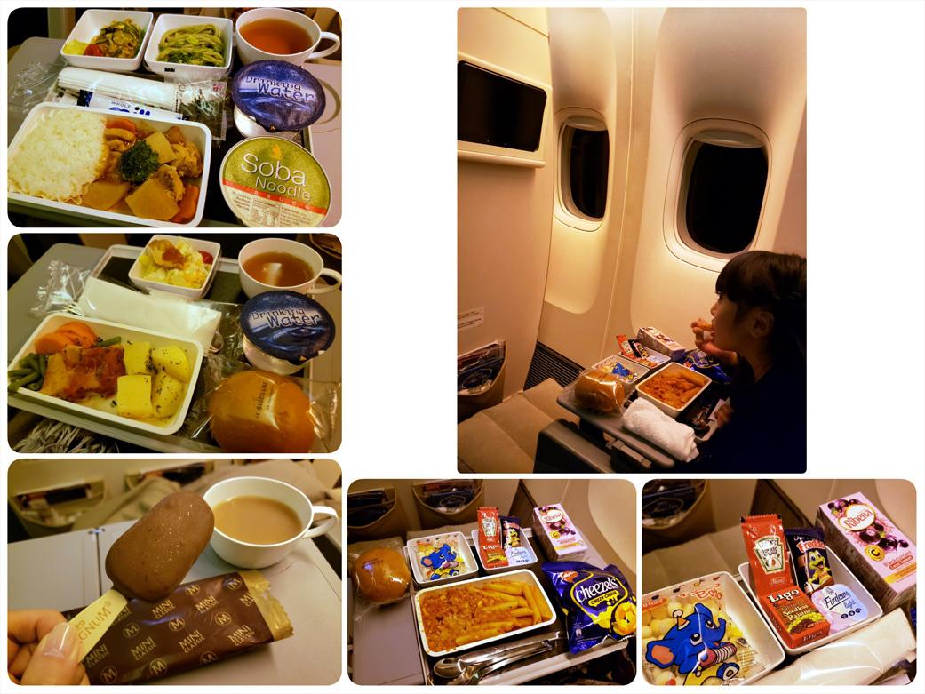 シンガポール航空とチャンギ国際空港(行き/帰り)_d0224894_17282495.jpg
