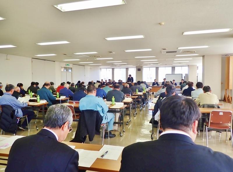 南魚沼市は「秋の行政区長会」が開かれています_c0336902_19053774.jpg