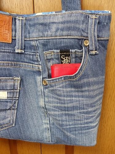 穿かなくなったジーンズをリメイク_e0289203_11200807.jpg