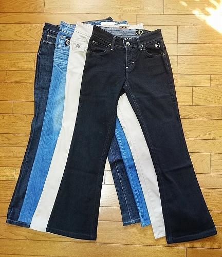 穿かなくなったジーンズをリメイク_e0289203_11210984.jpg