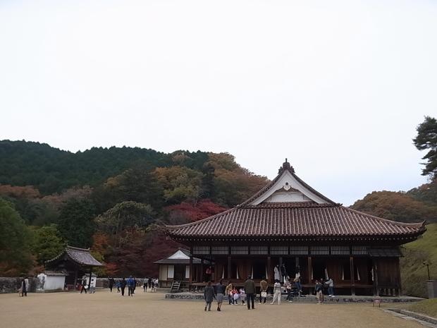 特別史跡旧閑谷学校の紅葉~熊山遺跡_f0197703_11584701.jpg
