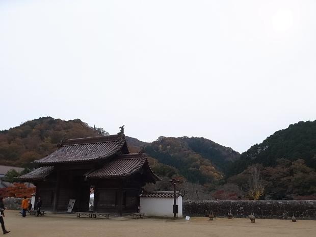 特別史跡旧閑谷学校の紅葉~熊山遺跡_f0197703_11592099.jpg