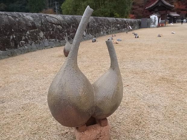 特別史跡旧閑谷学校の紅葉~熊山遺跡_f0197703_12030853.jpg