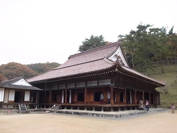 特別史跡旧閑谷学校の紅葉~熊山遺跡_f0197703_12033259.jpg