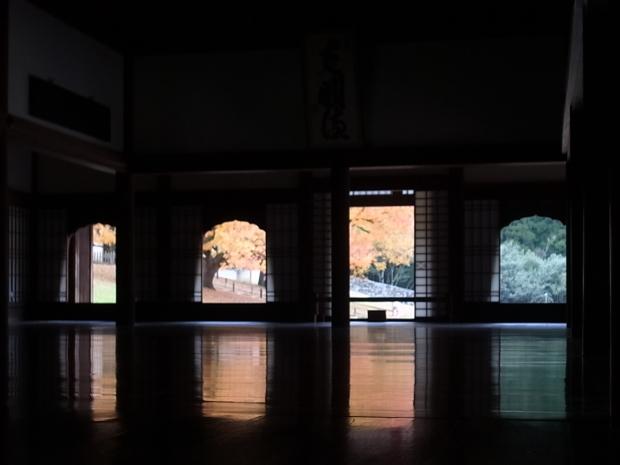 特別史跡旧閑谷学校の紅葉~熊山遺跡_f0197703_12055814.jpg