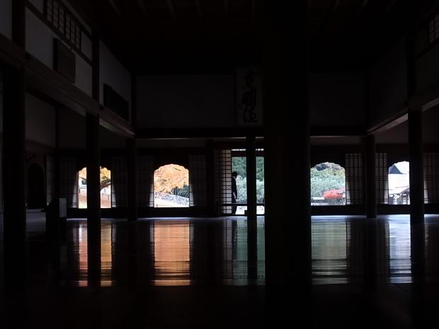 特別史跡旧閑谷学校の紅葉~熊山遺跡_f0197703_12064430.jpg