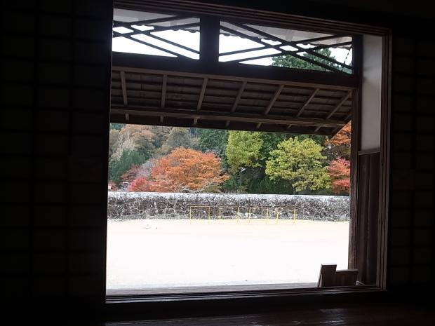 特別史跡旧閑谷学校の紅葉~熊山遺跡_f0197703_12083471.jpg