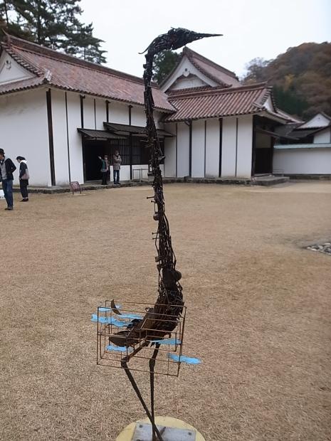 特別史跡旧閑谷学校の紅葉~熊山遺跡_f0197703_12095278.jpg