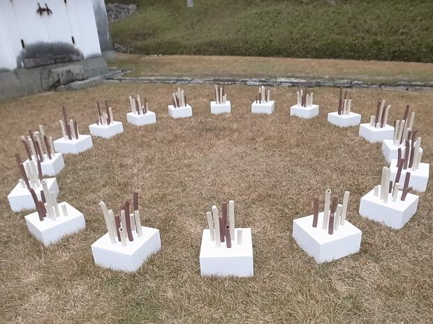 特別史跡旧閑谷学校の紅葉~熊山遺跡_f0197703_12111729.jpg