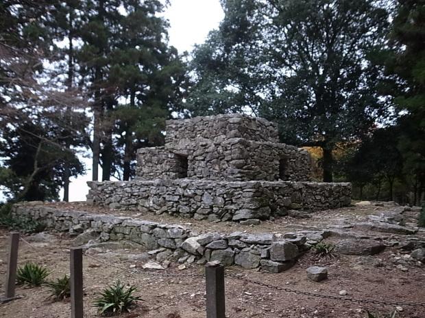 特別史跡旧閑谷学校の紅葉~熊山遺跡_f0197703_12263645.jpg