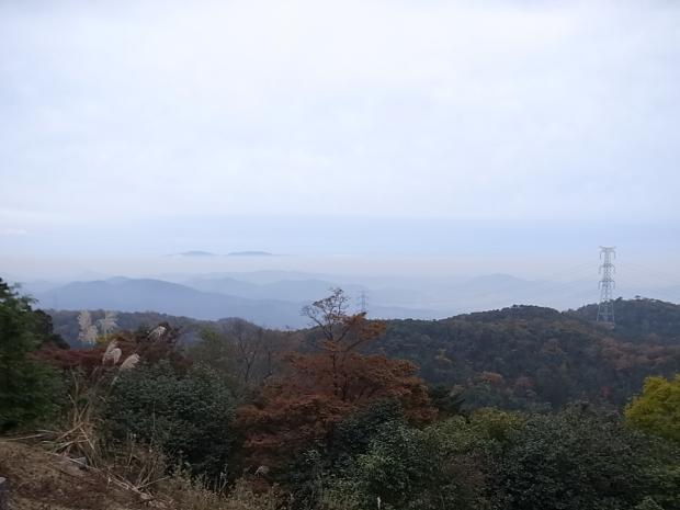特別史跡旧閑谷学校の紅葉~熊山遺跡_f0197703_12274642.jpg