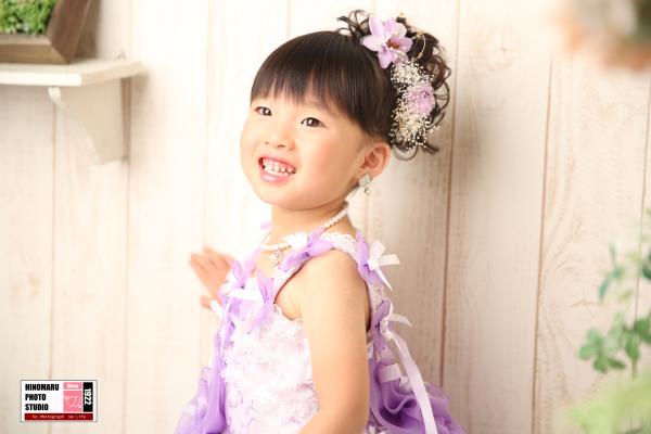 かほちゃん☆ドレス_b0203705_15553734.jpg
