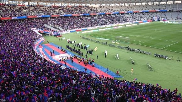 2019JリーグDivision1 第33節 FC東京 - 浦和レッズ_b0042308_22142073.jpg