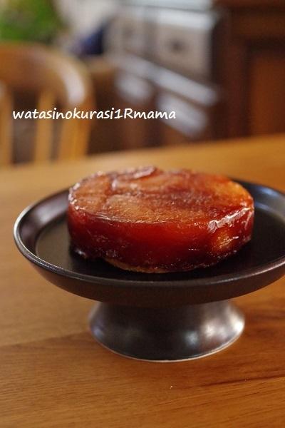 小さな林檎のケーキ_c0365711_18215186.jpg