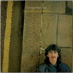 George Harrison「Somewhere in England」(1981)_c0048418_22062540.jpg