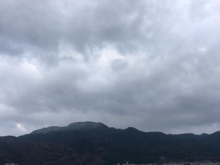 比叡山も初冠雪!_e0100021_20520118.jpg