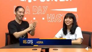 今夕(11/30)のテレビ:インドネシア日本の情報番組「JIPHORIA」の特別ゲスト:MOCCAからアリーナさん@Mrtro TV まもなく日本時間18:05から放送_a0054926_17451350.jpg