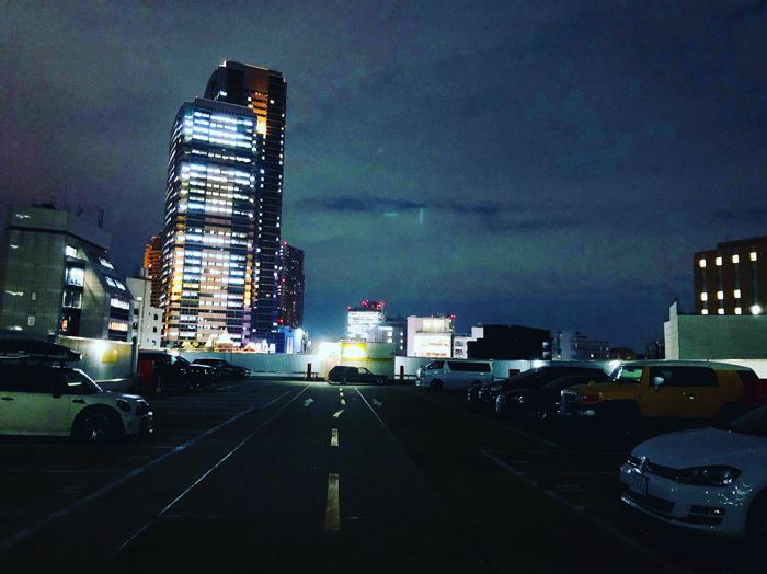 渋谷区恵比寿 / iPhone 8_c0334533_23121970.jpg