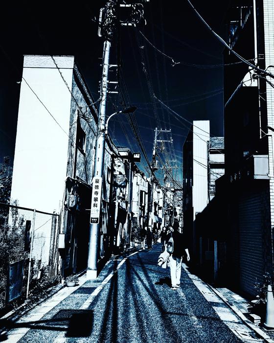 世田谷区豪徳寺 / iPhone 8_c0334533_23262827.jpg