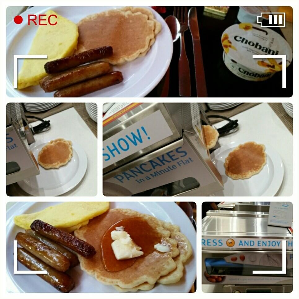【生中継】朝ごはん食べたよ~♪①_d0219834_09205604.jpg