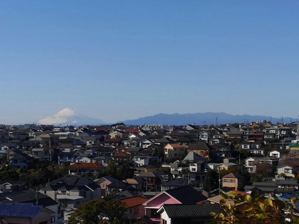 ⑫富士山ハ