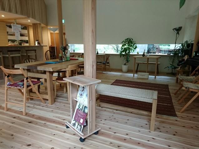 Cafe Lente(カフェ レンテ)(金沢市湯涌町)_b0322744_19491623.jpg