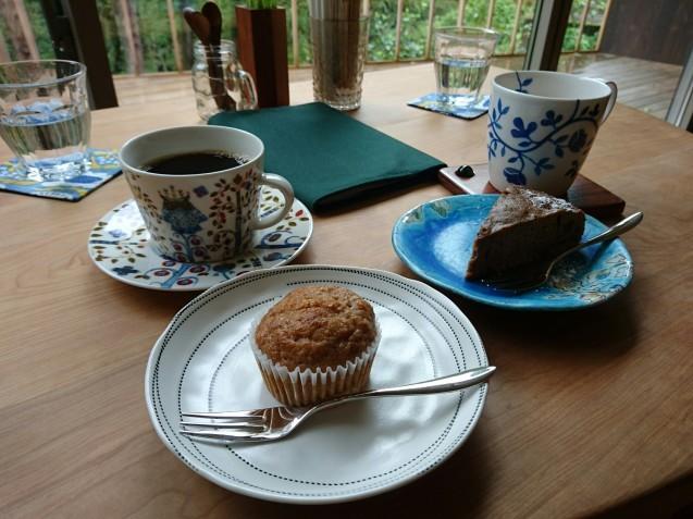 Cafe Lente(カフェ レンテ)(金沢市湯涌町)_b0322744_19502151.jpg