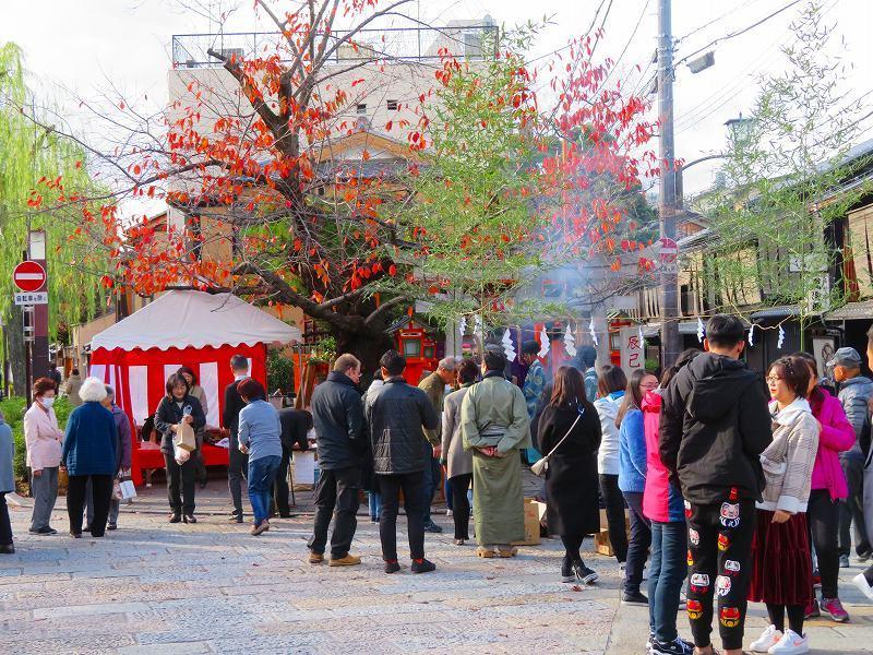 京都「辰巳大明神祭」と白川新橋20191129_e0237645_11051317.jpg