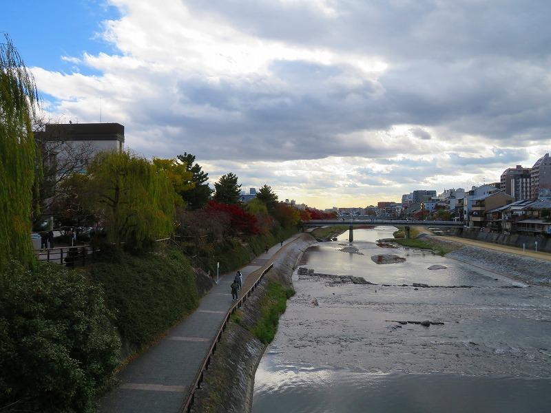 京都散策「南座と鴨川」20191129_e0237645_11151263.jpg