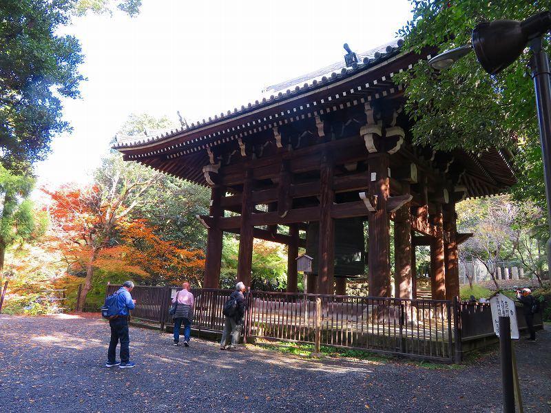 日本一「知恩院の鐘楼」20191129_e0237645_11234600.jpg
