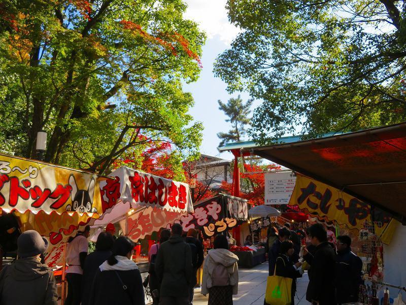 八坂神社の参拝20191129_e0237645_11270312.jpg