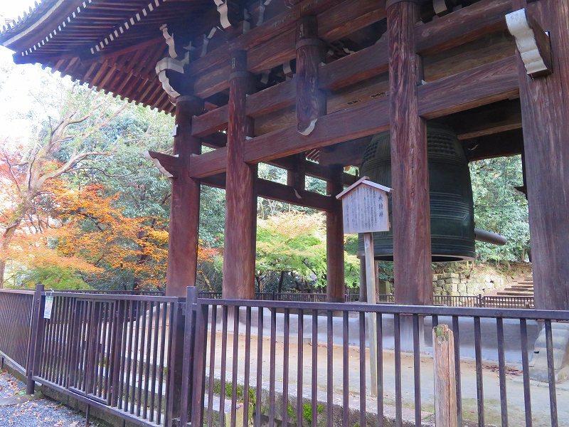 日本一「知恩院の鐘楼」20191129_e0237645_23211753.jpg