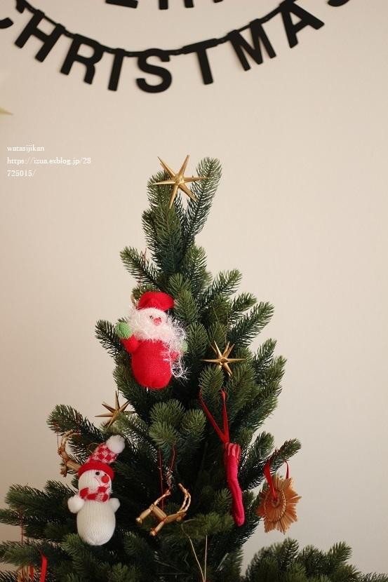 クリスマスの飾り付けをする_e0214646_22060176.jpg