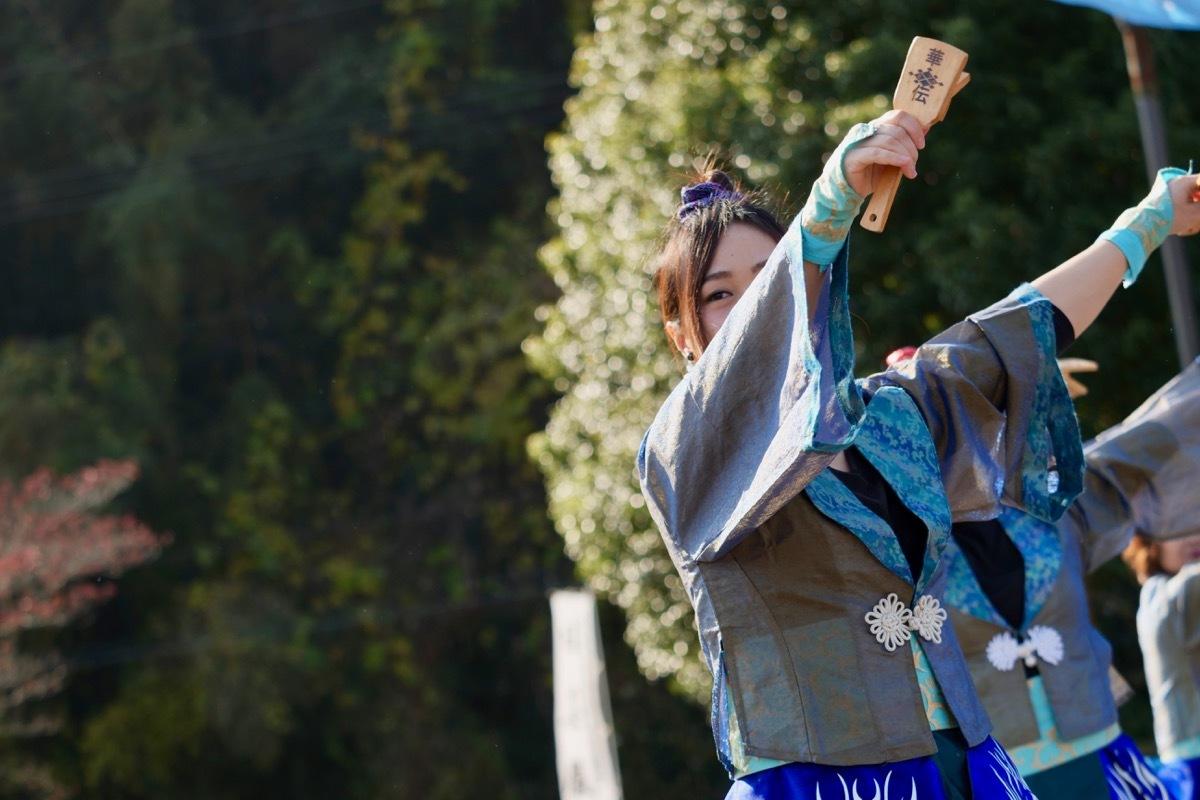 2018日原らっせによさこい祭りその7(長州青組)_a0009554_11140426.jpg