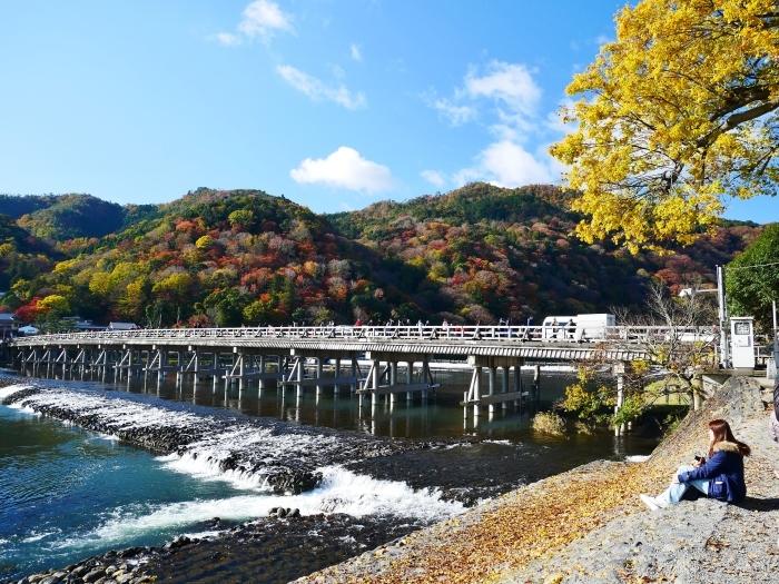 嵯峨・嵐山めぐり、1 嵐山  2019-12-02 00:00    _b0093754_23403209.jpg