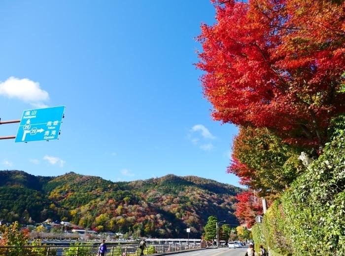 嵯峨・嵐山めぐり、1 嵐山  2019-12-02 00:00    _b0093754_23415472.jpg