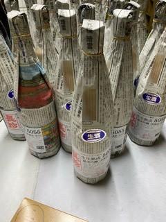 「30BY 生生熟成5055 無濾過生酒」出荷7日目_d0007957_01070664.jpg