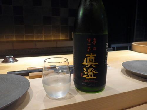 渋谷「熟成鮨 万」へ行く。_f0232060_2033952.jpg