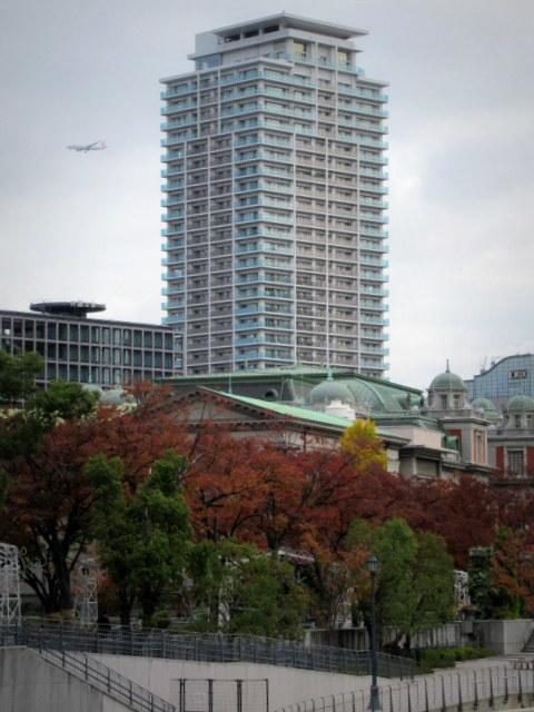 大阪紅葉さんぽ * 淀屋橋・中之島_f0236260_01081535.jpg