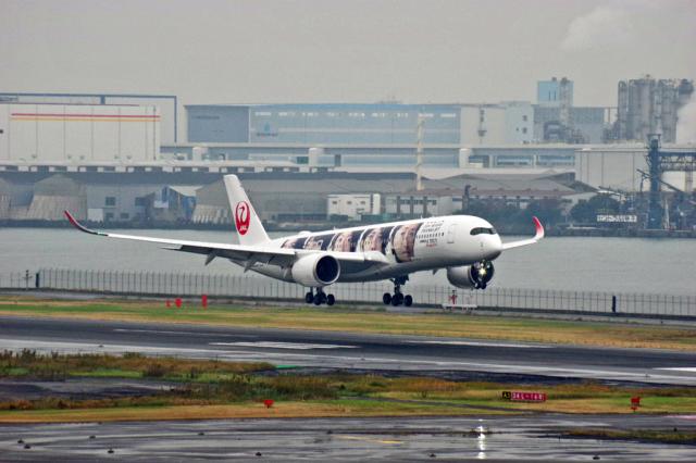 JAL  AIRBUS A350-4(JA04XJ)_c0005077_10521694.jpg