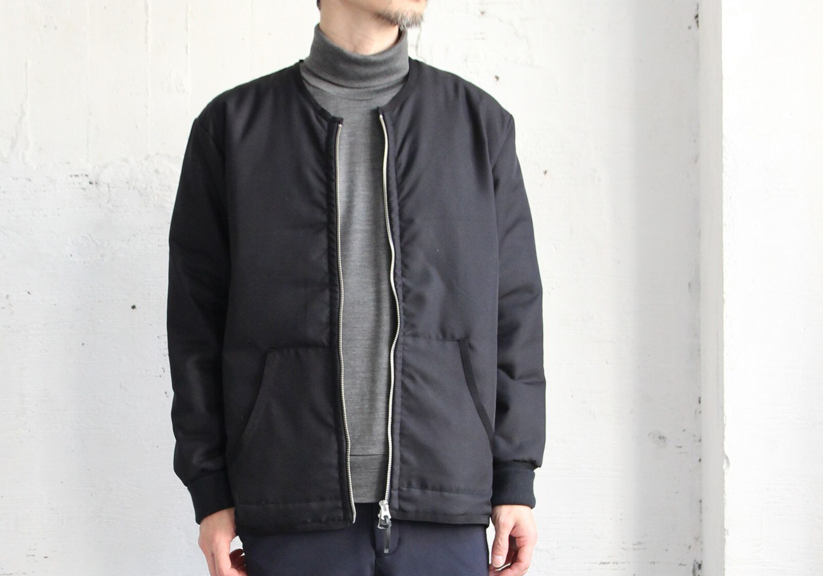Thin Down Active Blouson_c0379477_13452227.jpeg