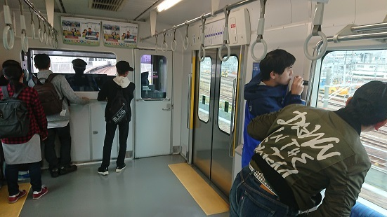 ハッピー鉄道学園 ユニバーサル企画を実施_f0195579_21003968.jpg