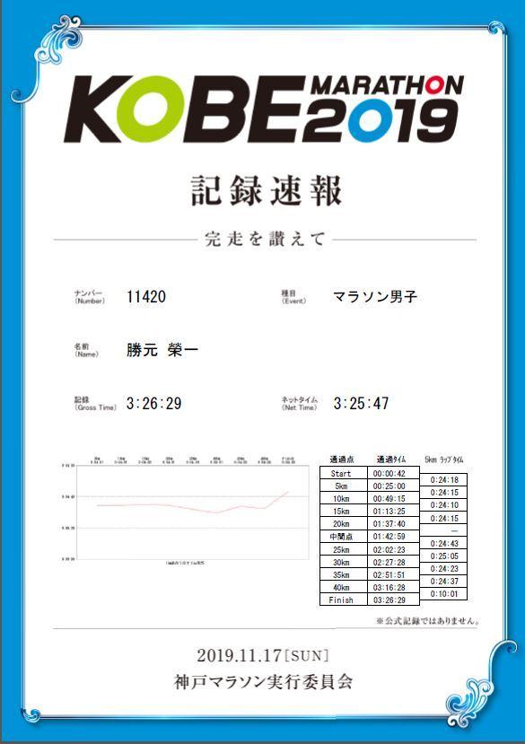 神戸マラソン(11/17)走ってきました!_c0105280_08020302.jpg