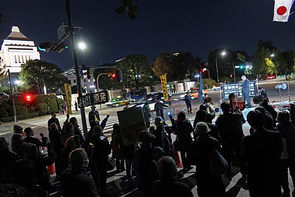 Global Climate Strike No Nukes No War No Abe_a0188487_20140131.jpg
