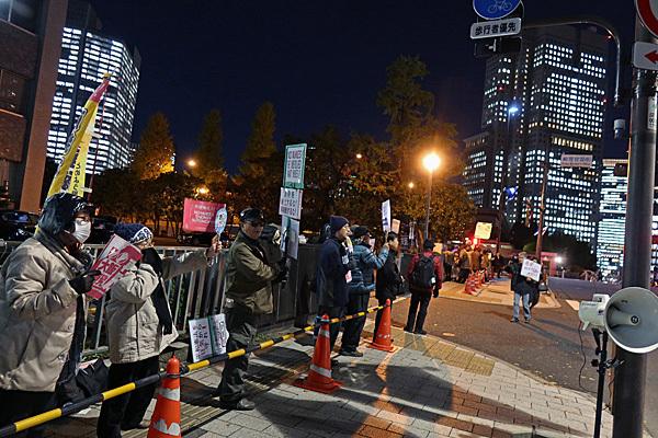 Global Climate Strike No Nukes No War No Abe_a0188487_20141946.jpg