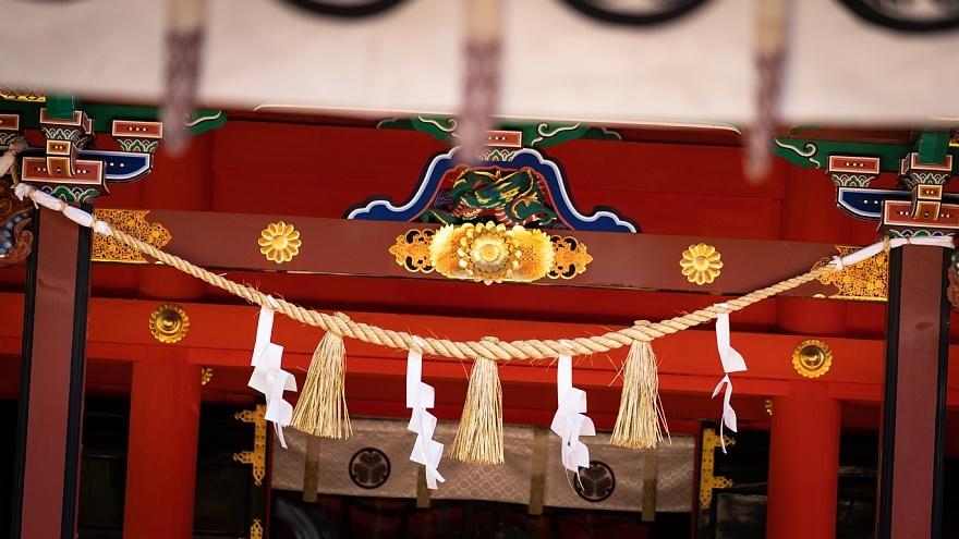 赤い神社に棲む光蜥蜴_d0353489_15291373.jpg
