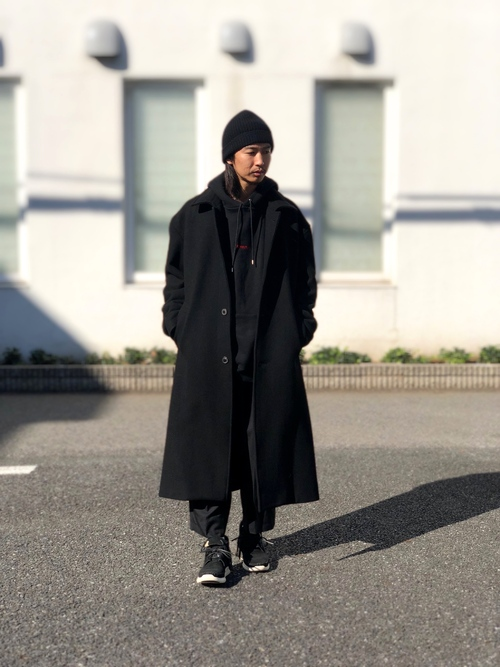 lownn - All Black Coordinate._c0079892_19303920.jpg