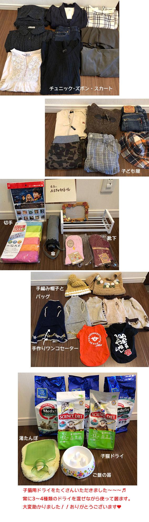 面会のお客様♬&フリマ品・子猫ドライありがとう〜!&おなか空いた大合唱_d0071596_22361472.jpg