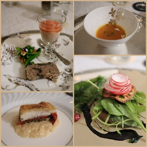 昨日のディナーと今日のお散歩♪_c0090198_16063815.jpg