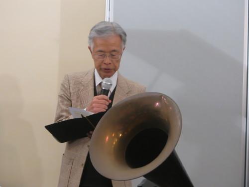 蓄音機による往年のクラシック名曲演奏を行う_c0075701_23253944.jpg